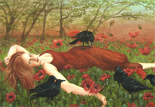 RENE LYNCH :: DREAMING :: Mohn