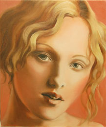 RENE LYNCH :: GAZE :: APRICOT